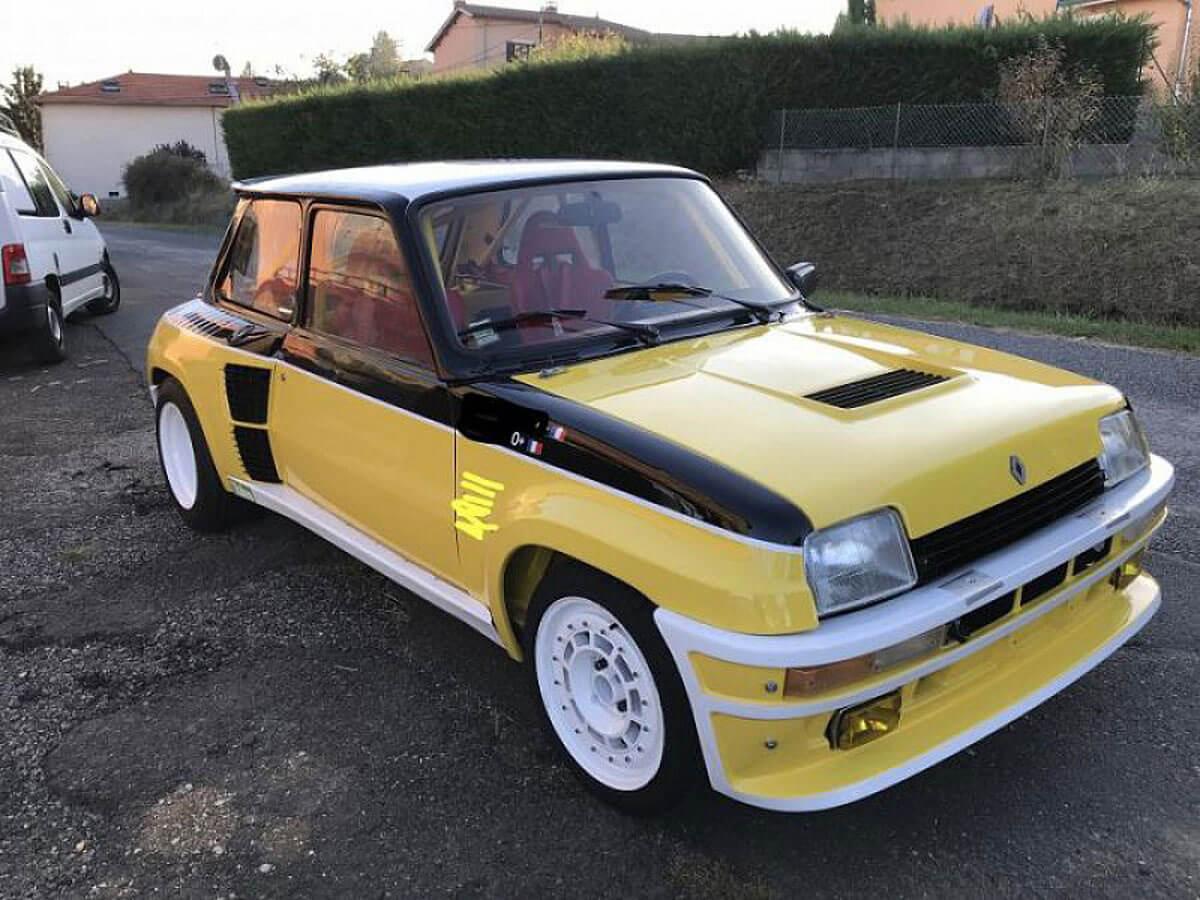la R5 voiture sportive toujours d'actualité?