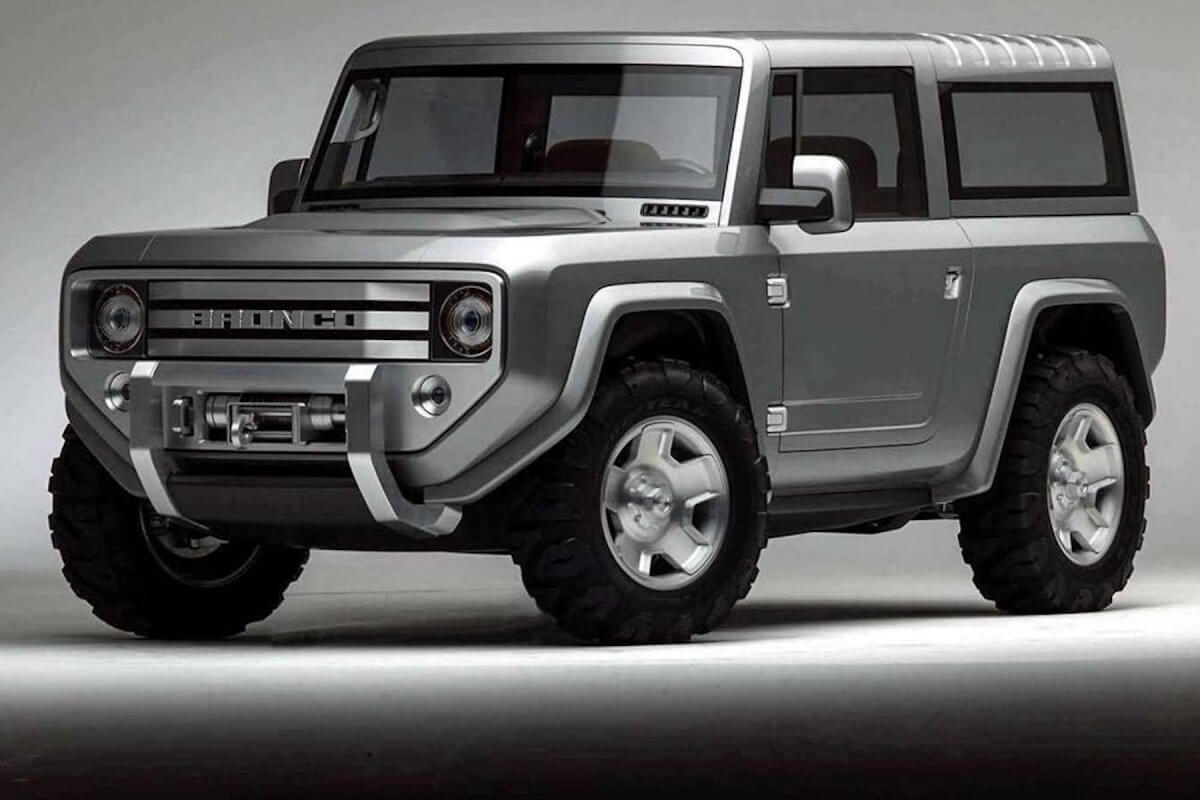 Allons découvrir le Ford Bronco 2020.