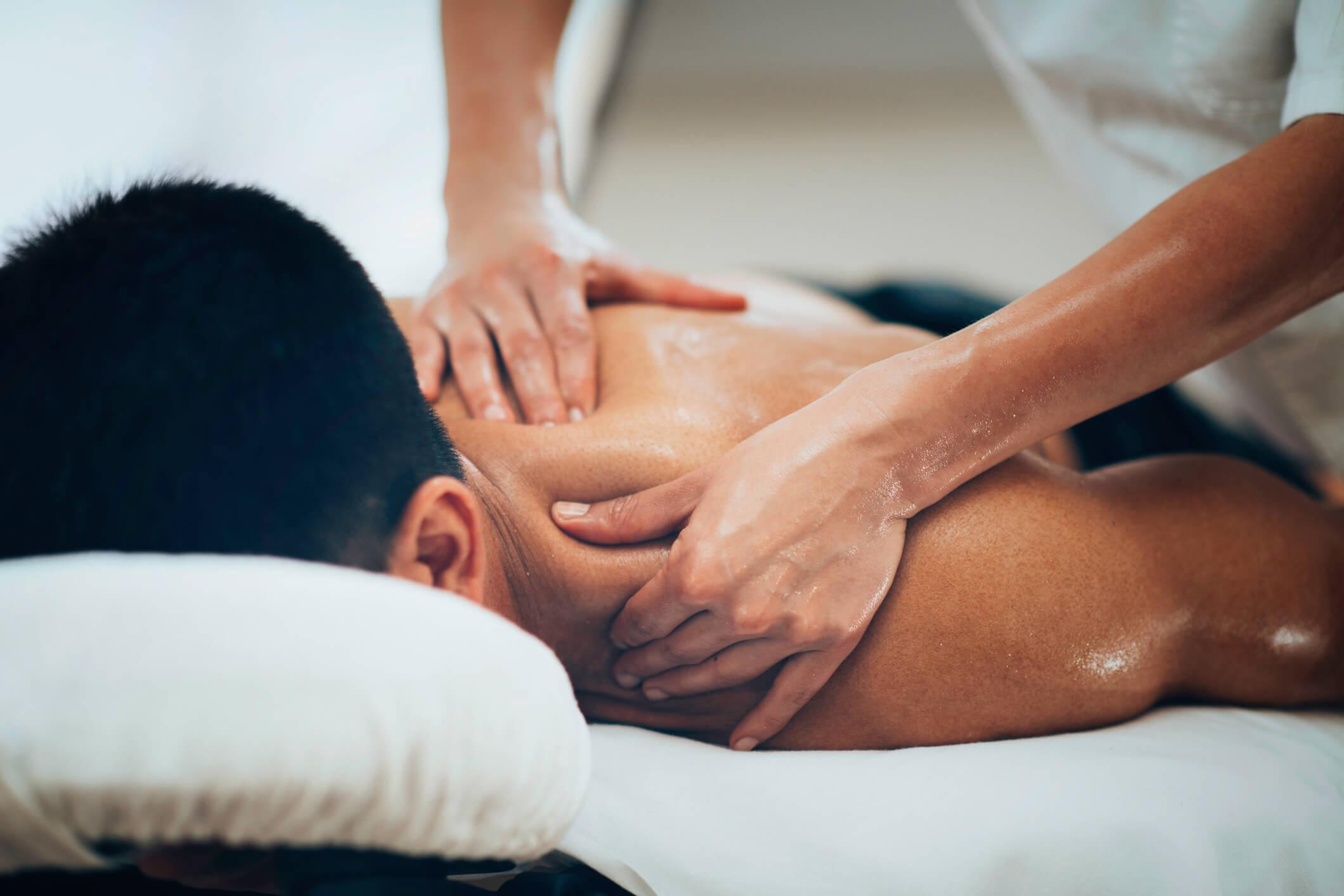 Massage sportif à Poitiers