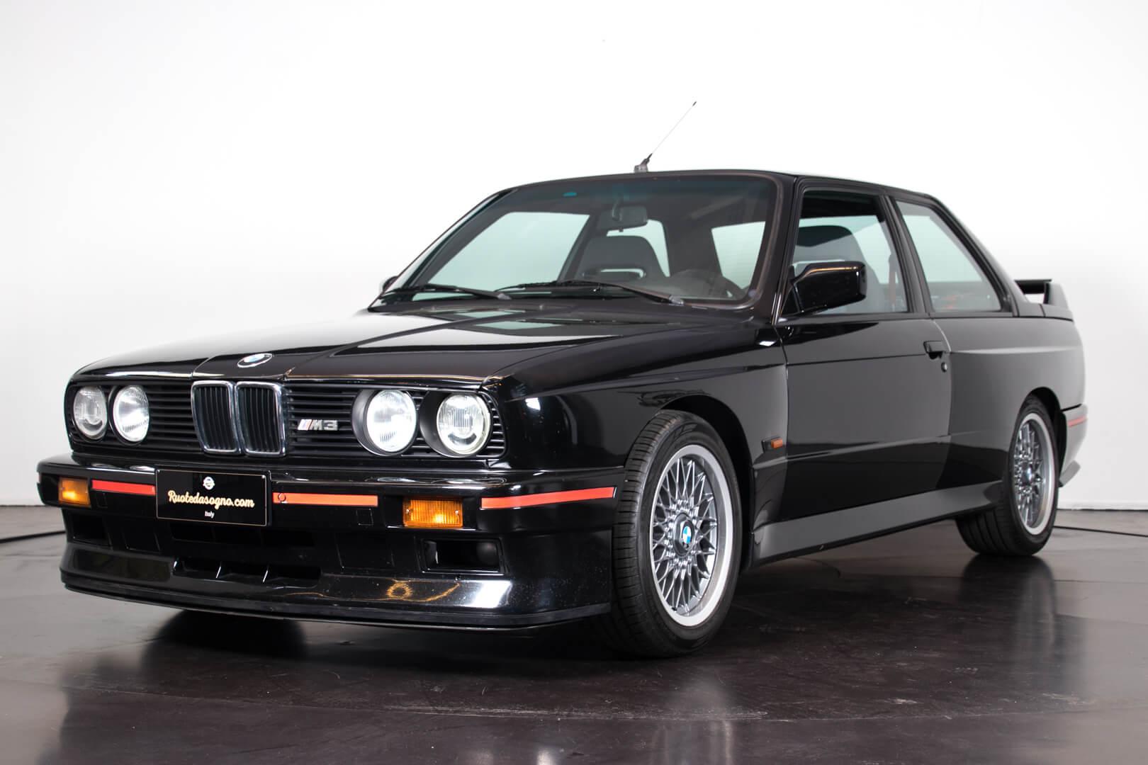 La BMW M3 devient une voiture de collection en 2020