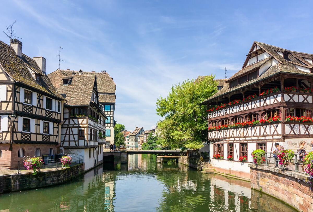 Voyage de rêve en Alsace, une magnifique région de France