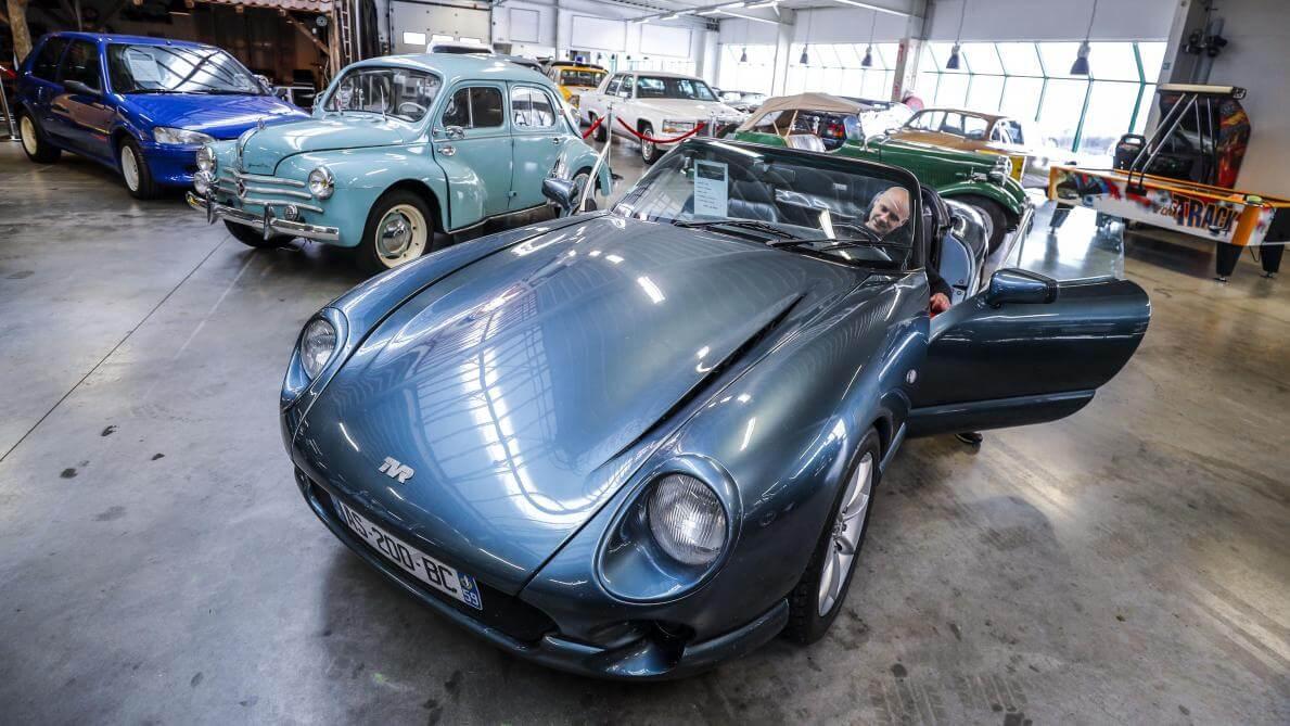 Les voitures de collection les plus connus