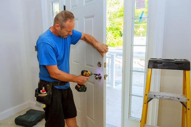 Des serrures décoratives pour vos portes